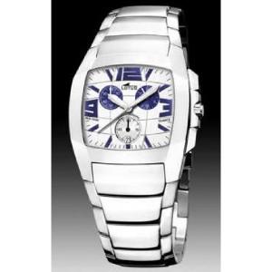Reloj Lotus acero armis caballero - 15313/6