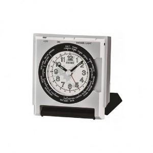 Reloj despertador Seiko World Time -