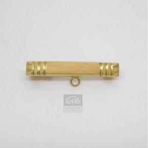 Alfiler oro amarillo para bebé - 362402-11,60