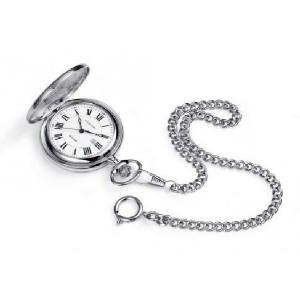 Reloj de bolsillo de Viceroy con cadena y tapa - 44105-02