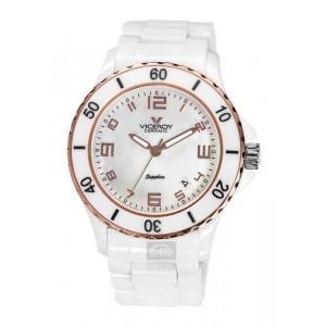 Reloj Viceroy cerámica blanca rebajado - 46644-95
