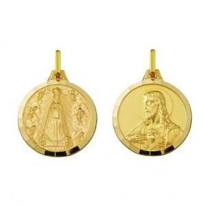 Medalla oro Nuestra Señora de Begoña -