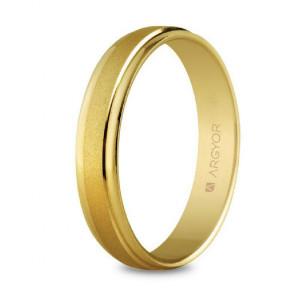 Alianza oro amarillo mate y brillo - 5140044