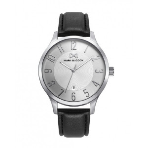 Reloj acero correa negra - HC7139-05