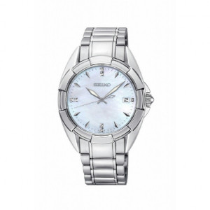 Reloj Seiko Ladies 7 diamantes -