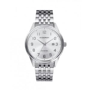 Reloj acero brazalete para hombre - 401151-05