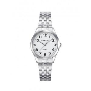 Reloj clásico acero brazalete mujer - 42220-04