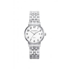 Reloj clásico acero brazalete mujer - 42224-04