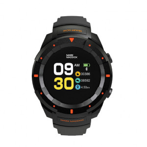 Reloj Smart Watch deportivo negro -