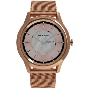 Smartwatch Viceroy acero rosado -
