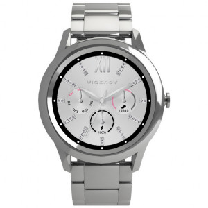 Smartwatch Viceroy acero mujer -