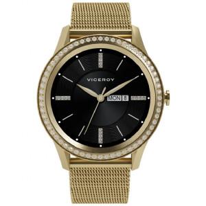 Smartwatch Viceroy acero dorado -