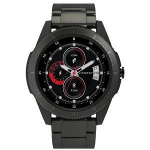 Smartwatch Viceroy brazalete acero negro -