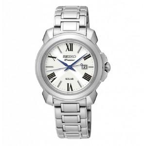 Reloj Seiko solar Premier para mujer -