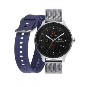 Pack reloj smart aluminio brazalete correa -