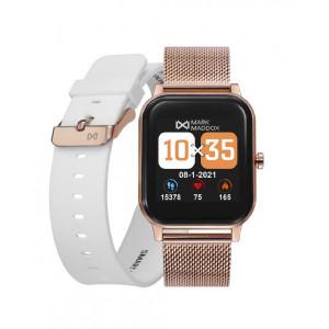 Pack reloj smart rosa brazalete correa -